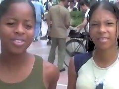Dominican-thai schoolgirl schoolgirls compilation