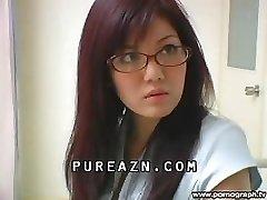 Asian Schoolgirl Busts