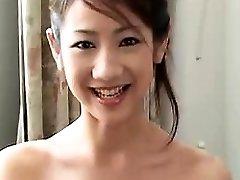 Stunning Chinese girlfriend bj and hard