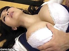 Phat busty asian babe