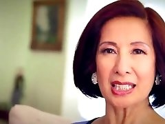 64 year aged Cougar Kim Anh talks about Anal Sex