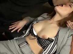 Incredible amateur Threesomes, Facial adult video