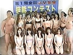 Asian group sex contest uncensored