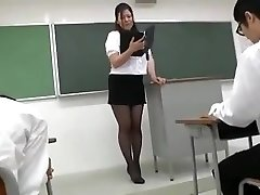 Yuki Sakurai - Stunning Japanese Teacher 1