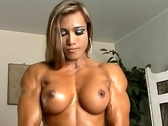Thai Damsel with muscles