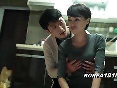 Korean Porno Yoga Sex