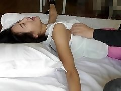 china tickling upperbody Eva
