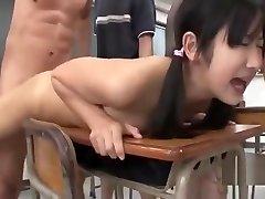Jav Idol Suzu Ichinose Ambushed In School Gangbang With Creampie Rough Sex Outrageous Scene