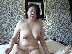 Hottest porno video MILF craziest , it's amazing