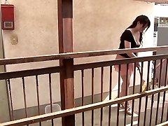 Hottest Japanese tramp Anna Sakura in Exotic big tits, tossing salad JAV movie