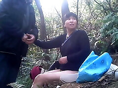 Asian Prostitute Getting The Job Done No Condom