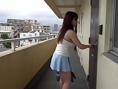 Fucking With Huge-titted Neighbor