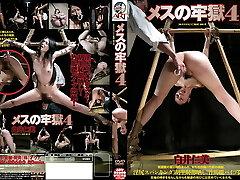 Finest Japanese slut Hitomi Shirai in Hottest domination & submission, masturbation JAV movie