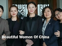 The Sumptuous Women Of China
