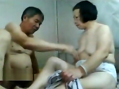 chinese old duo sex life