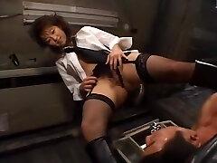 Crazy Japanese girl Akane Sakura in Horny Fetish, Spanking JAV movie