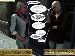 3 Dimensional Comic: Vox Populi. Episode 2