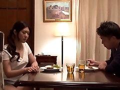 Crazy Japanese slut Chiori Shirakawa in Extraordinaire asslicking, wife JAV video