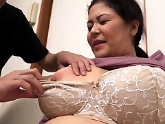 Immense Boobs Chubby Hairy Mature Has Sex Outdoor