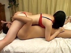 Best Japanese girl Aya Nanahara in Fabulous 69 JAV sequence