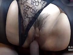 Black Pantyhose Ultra-puny Panty Stile