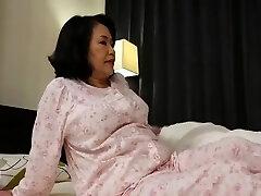 Newest Private Granny, Fingering, Japanese Clip Pretty One