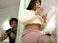 Asia Super-fucking-hot - Love Story Caused by Pulling Sweater 03