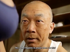 [NIMA-007] This Grubby Old Man Made Me (English subbed)