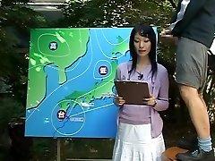 Name of Chinese JAV Female News Anchor?