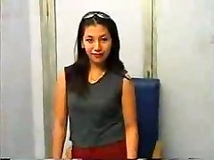 Stripped in Job Interview - Helen Atma Jaya- Audition Iklan Sabun