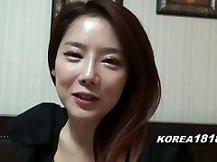 KOREA1818.COM - Steamy Korean Gal Filmed for SEX