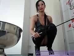 Asian Domina PornbabeTyra hard humiliation