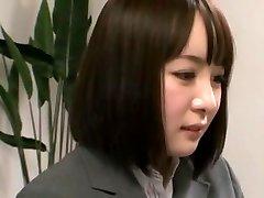 Asian College Girl Makes Teacher Lesbian Pet Part 11