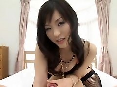 Exotic Japanese model Nao Ayukawa in Horny Rear End Style, Stockings JAV movie