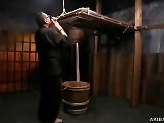 Japanese Maiden Torture in Elderly World Japan