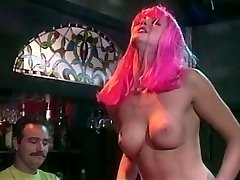 Tight pussy Mia Smiles has kinky threesome after party