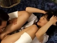 Smallish cock smoking from Japan