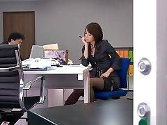 Hottest Japanese bi-atch Maki Hojo in Fabulous JAV uncensored Hardcore episode