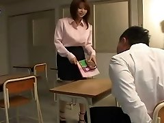 Yui Asahina - Sexy Japanese Lecturer
