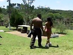 Cocksucking Latinas Banged In The Sun