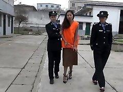 chinese woman at jail part3