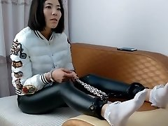 NorthEase Chinese Model Restrain Bondage 02 lusty maid