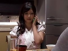 My Wife Began An Affair .... Able To Do Sans Fear And Disappointment Of Marital Relationship That Chilled Enough To Irreparable Also Sumptuous Daughter-in-law-in-law Of Cuckold Naughty To Eliminate And Tidy, Others Not Stick. Nozomi Sato Haruka