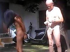 Fabulous homemade Bondage & Discipline adult clip