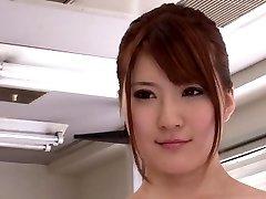 JAV star Momoka Nishina naturist school professor HD Subtitled