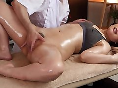 Ai Sayama in Ai Sayama Gets A Utter Figure Massage - MilfsInJapan