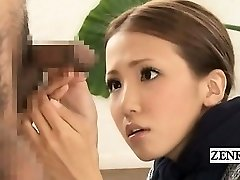 Subtitled CFNM Chinese freaky group penis inspection