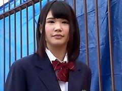 Amazing Japanese girl Minami Kashii in Hottest interracial, college JAV movie