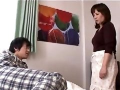 Japanese Mom And Son 60