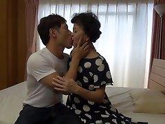 Kimiko Isogai 64-year-old japanese grandma